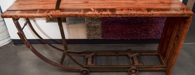 repurposing.furniture.antique.sofatable