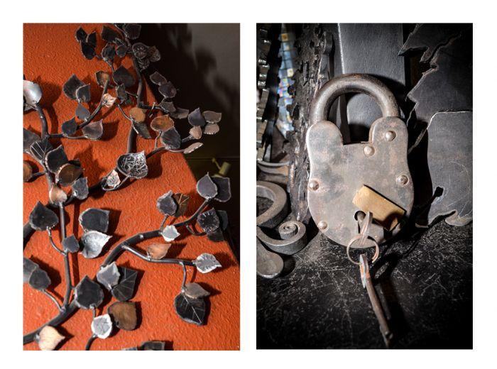 recycle.reuse.metal.lock